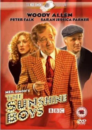 affiche du film The Sunshine Boys (TV)