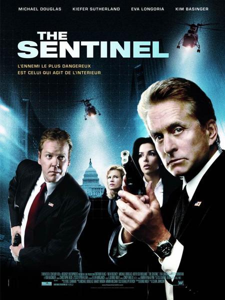 affiche du film The Sentinel