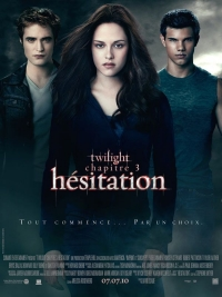 Twilight, chapitre III : Hésitation (The Twilight Saga: Eclipse)
