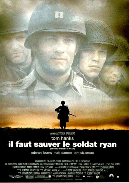 affiche du film Il faut sauver le soldat Ryan