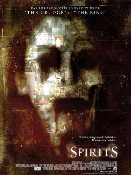 affiche du film Spirits