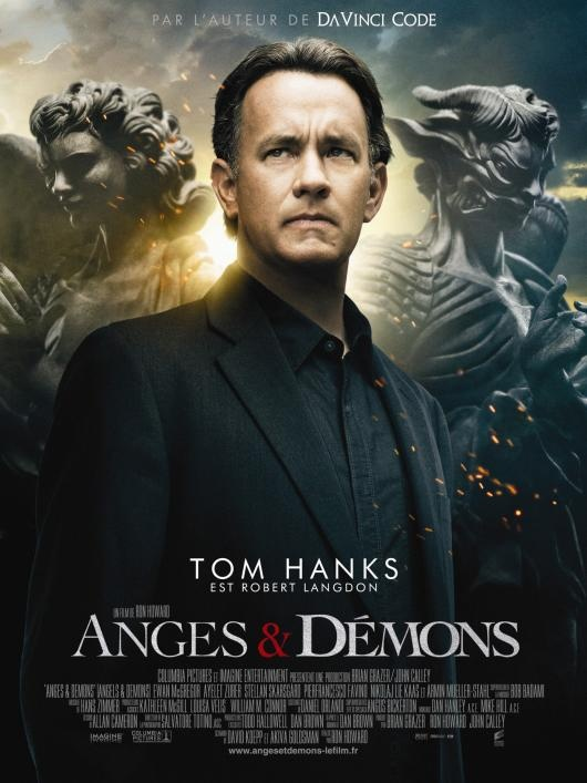 affiche du film Anges & Démons