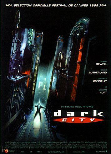 affiche du film Dark City