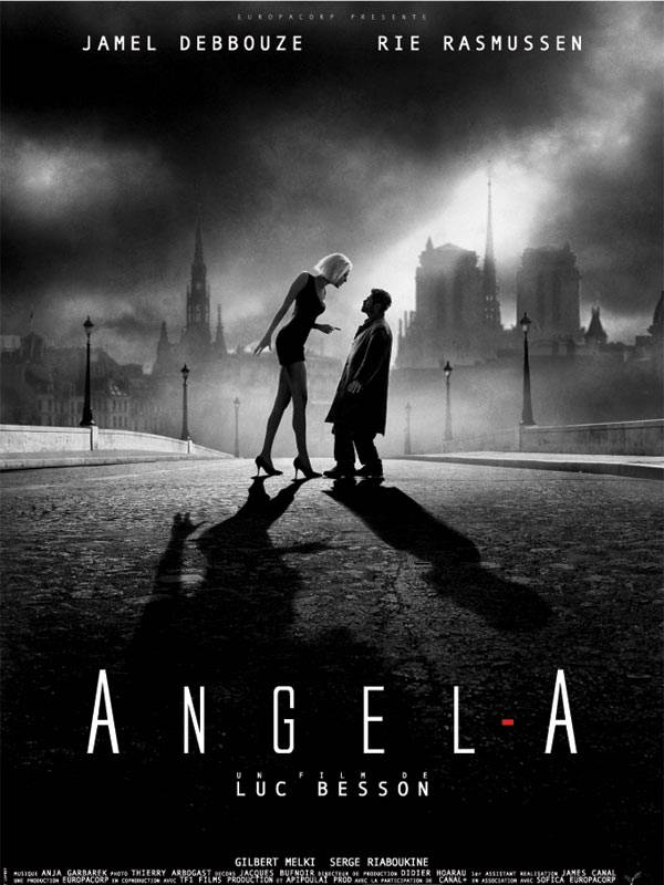 affiche du film Angel-A
