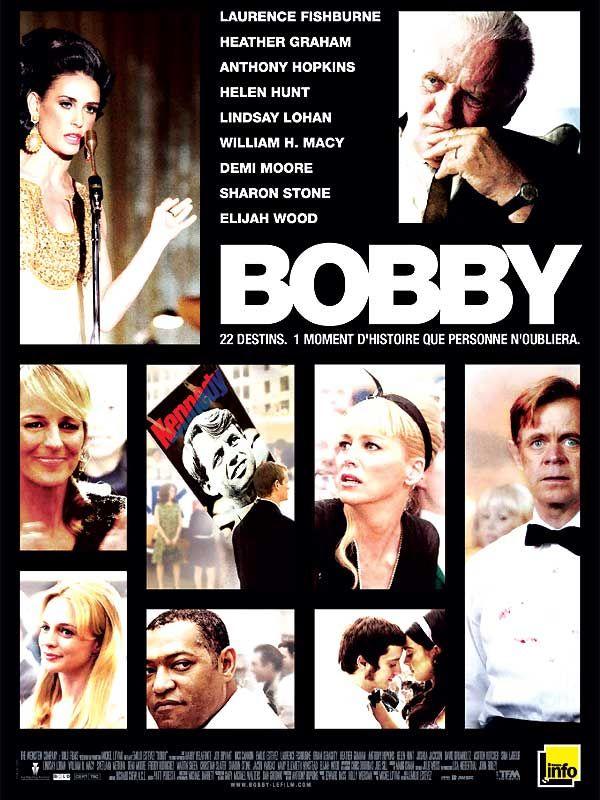 affiche du film Bobby
