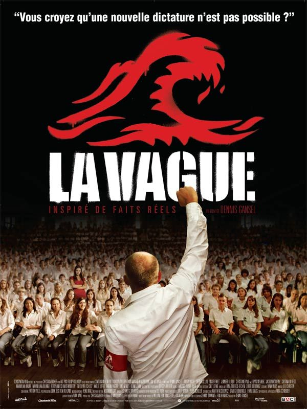 affiche du film La Vague