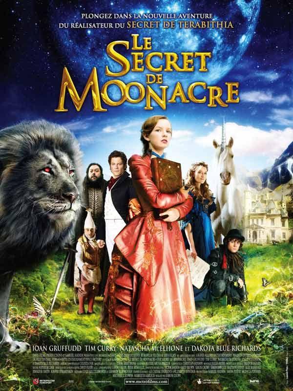 affiche du film Le secret de Moonacre