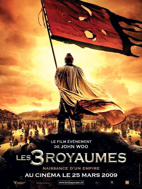 affiche du film Les 3 Royaumes