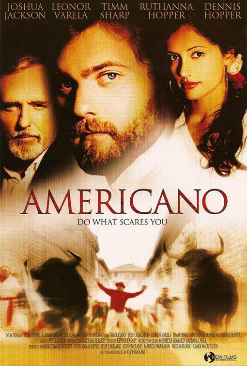 affiche du film Americano (2005)