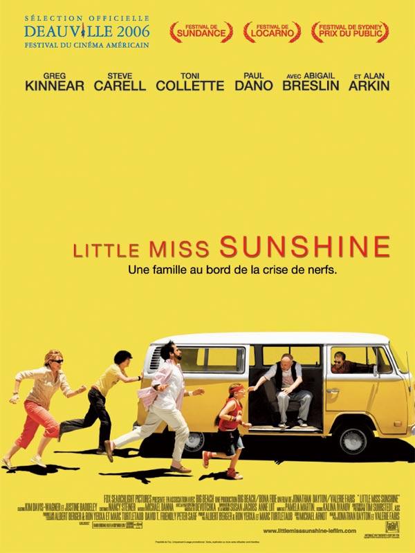 affiche du film Little Miss Sunshine