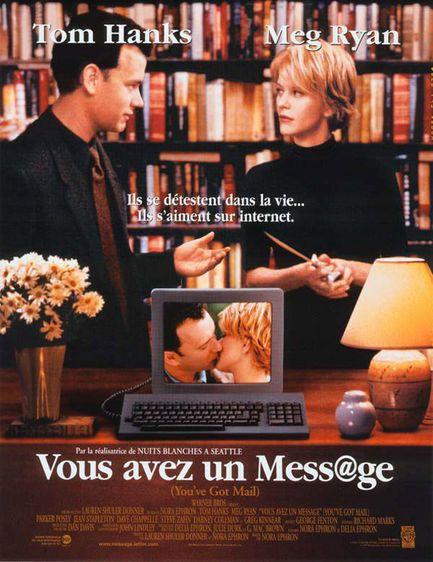 affiche du film Vous avez un mess@ge