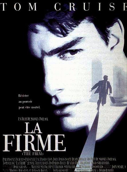 affiche du film La firme