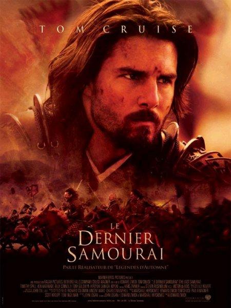 affiche du film Le Dernier Samouraï