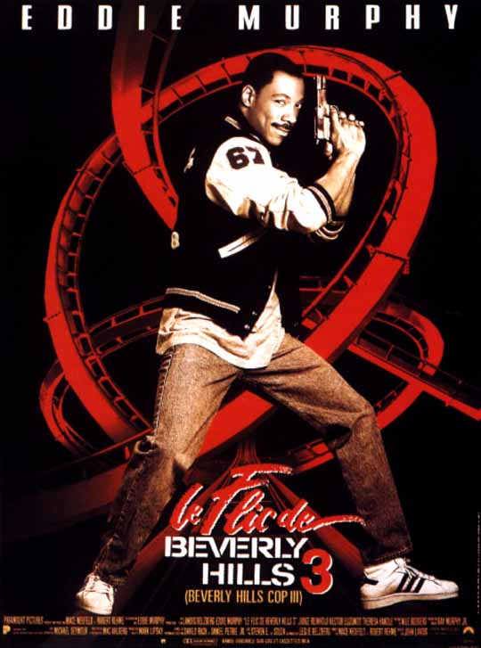 affiche du film Le flic de Beverly Hills 3