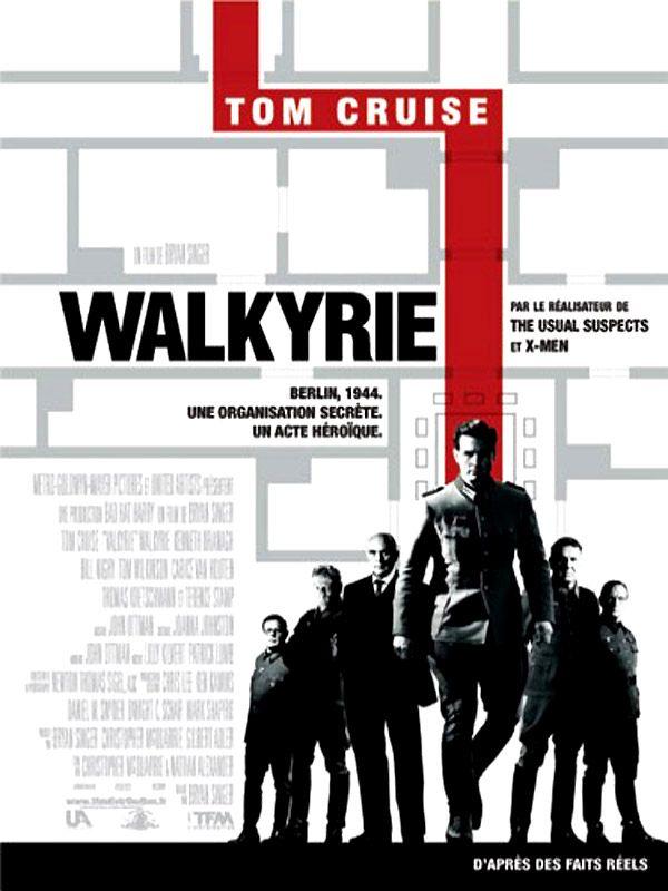 affiche du film Walkyrie