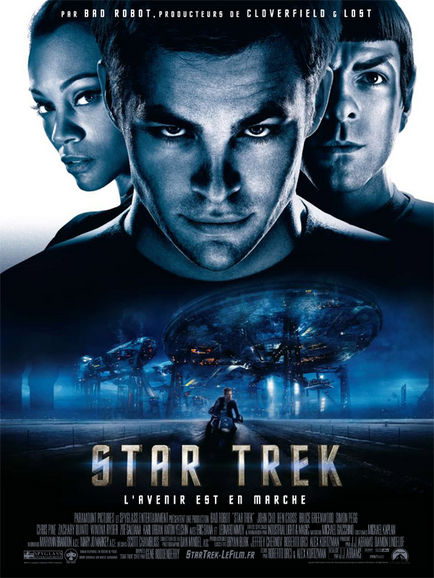 affiche du film Star Trek (2009)