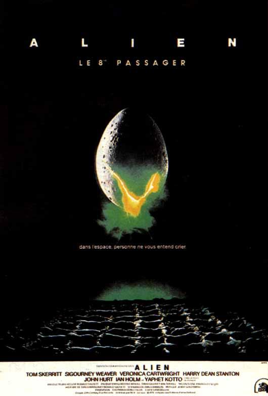 affiche du film Alien : Le 8ème passager