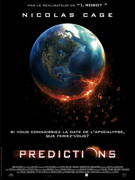 affiche du film Prédictions