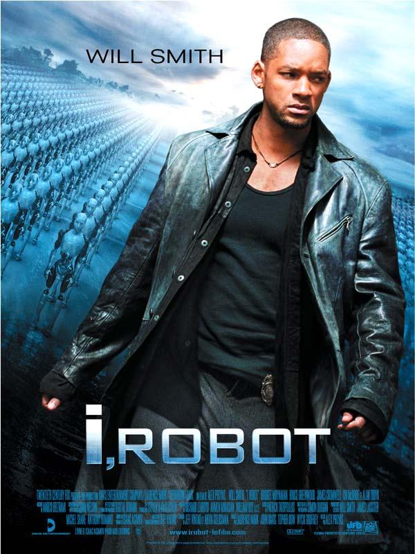 affiche du film I, Robot