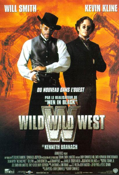 affiche du film Wild Wild West