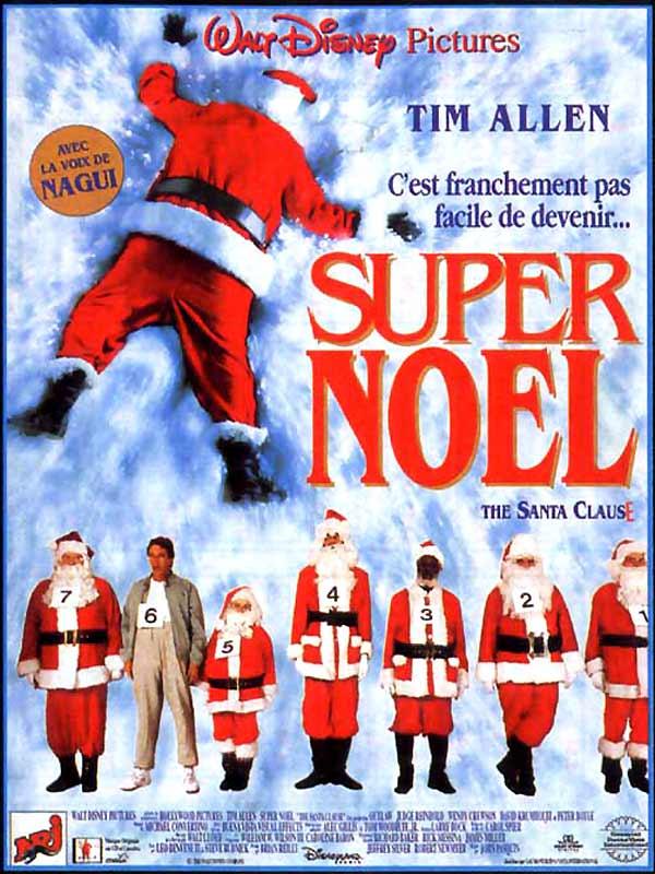 affiche du film Super Noël