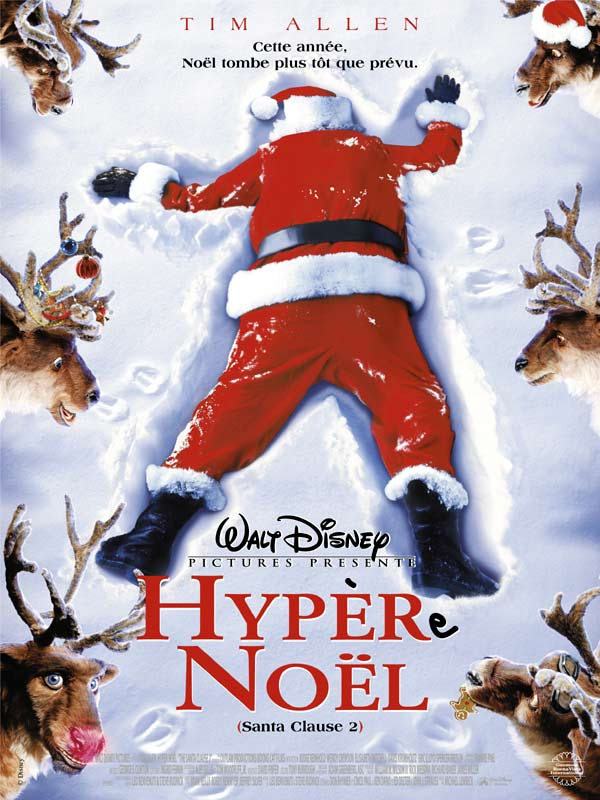 affiche du film Hyper Noël