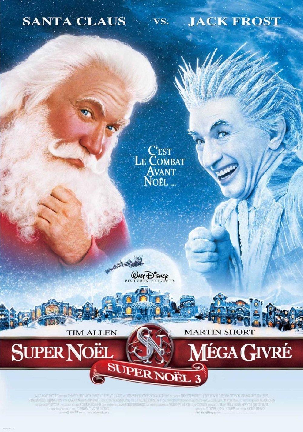 affiche du film Super Noël méga givré : Super Noël 3