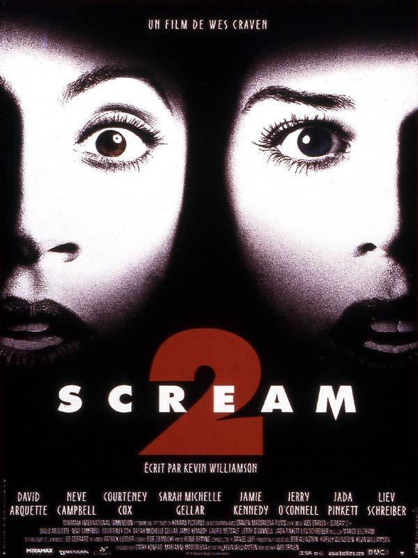 affiche du film Scream 2
