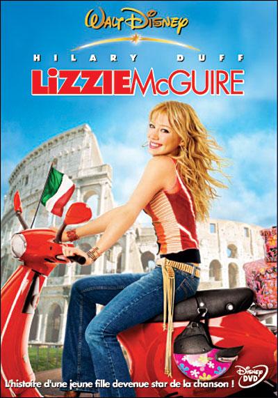 affiche du film Lizzie McGuire, le film