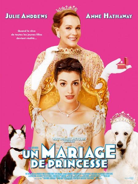 affiche du film Un mariage de princesse