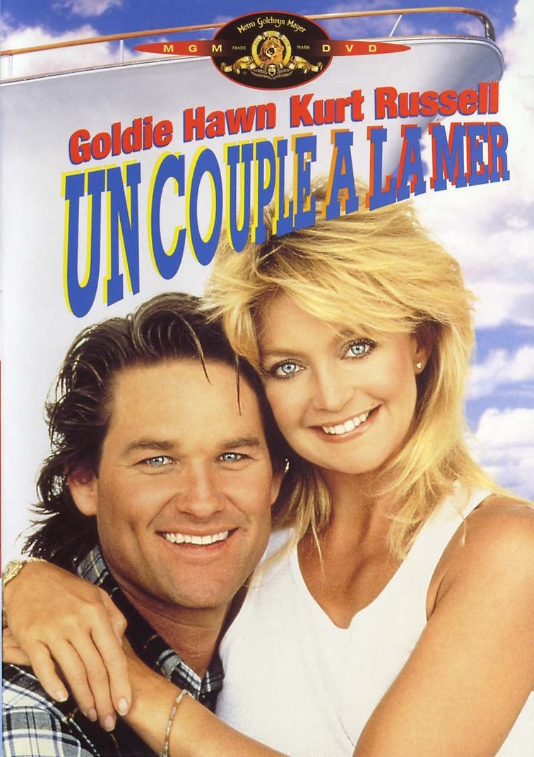 affiche du film Un couple à la mer