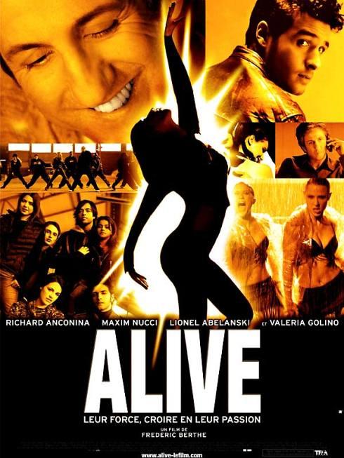 affiche du film Alive (2004)
