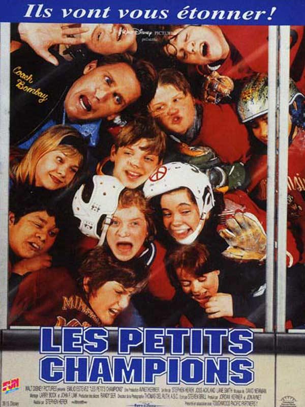 affiche du film Les petits champions