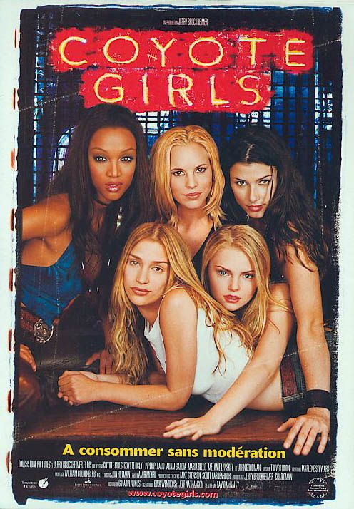 affiche du film Coyote Girls
