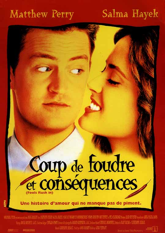 affiche du film Coup de foudre et conséquences