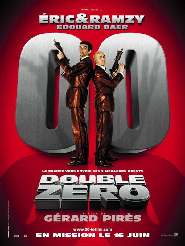 affiche du film Double Zéro