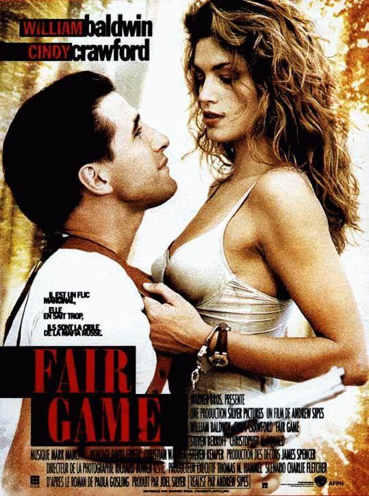 affiche du film Fair Game (1995)