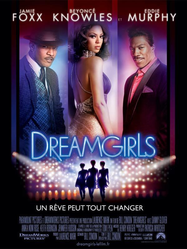 affiche du film Dreamgirls