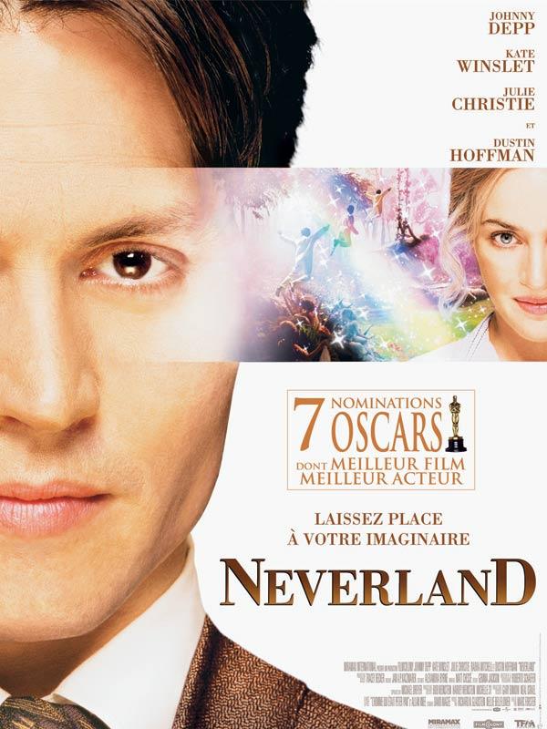 affiche du film Neverland