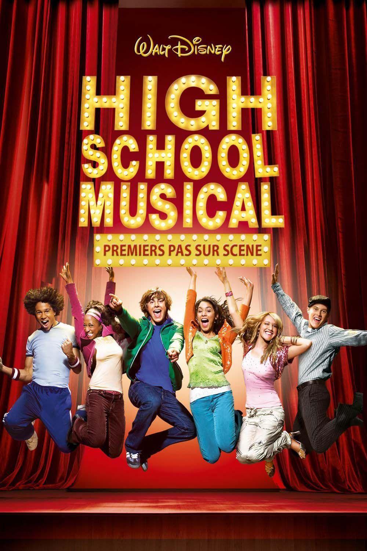 affiche du film High School Musical : Premiers pas sur scène (TV)