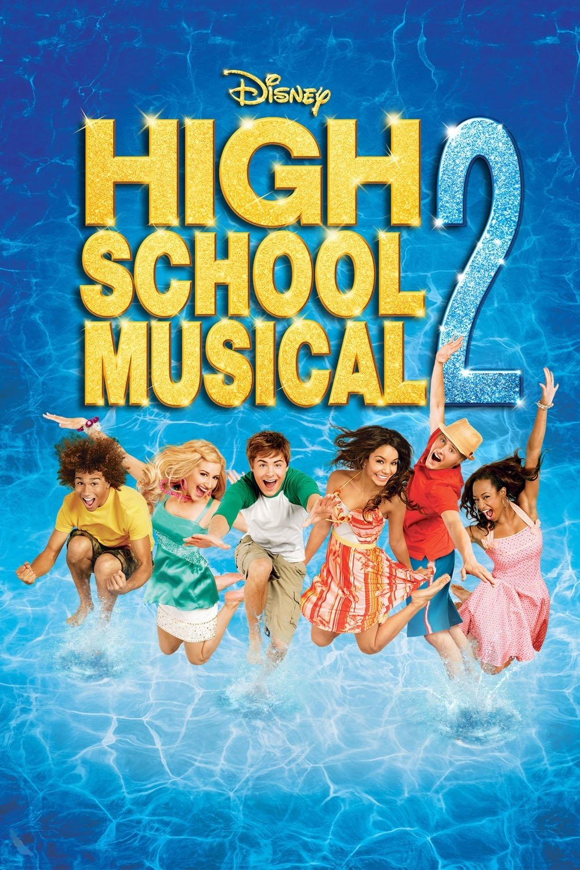affiche du film High School Musical 2 (TV)