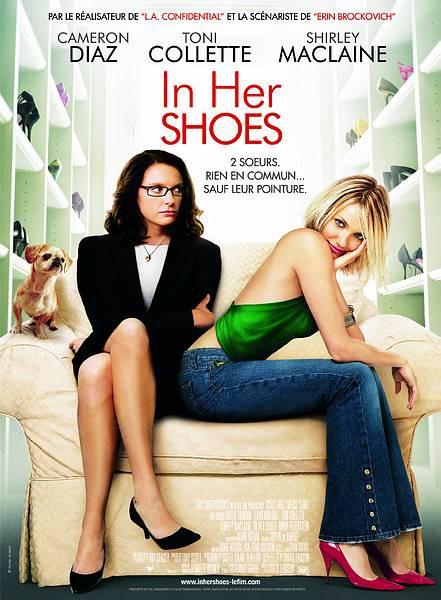 affiche du film In Her Shoes