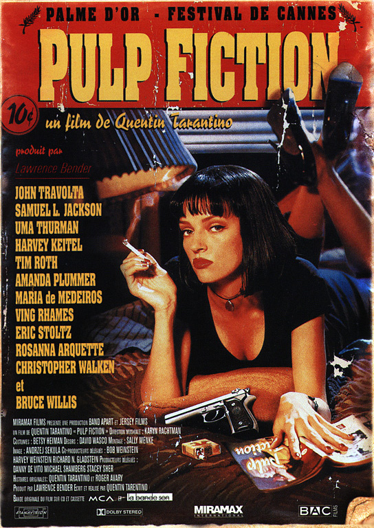 Pulp Fiction Movie4k