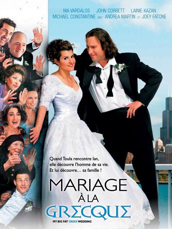 affiche du film Mariage à la grecque