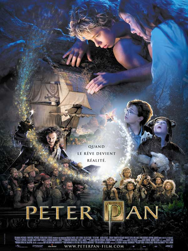affiche du film Peter Pan (2003)