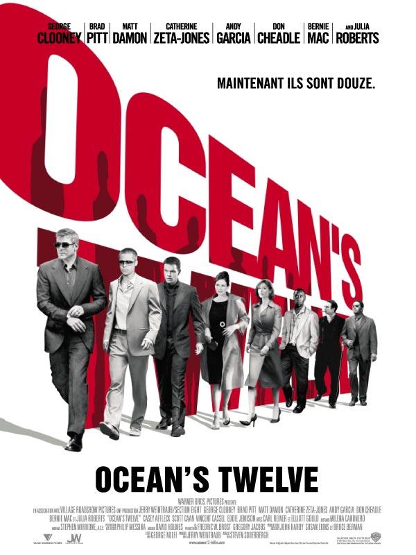 affiche du film Ocean's 12