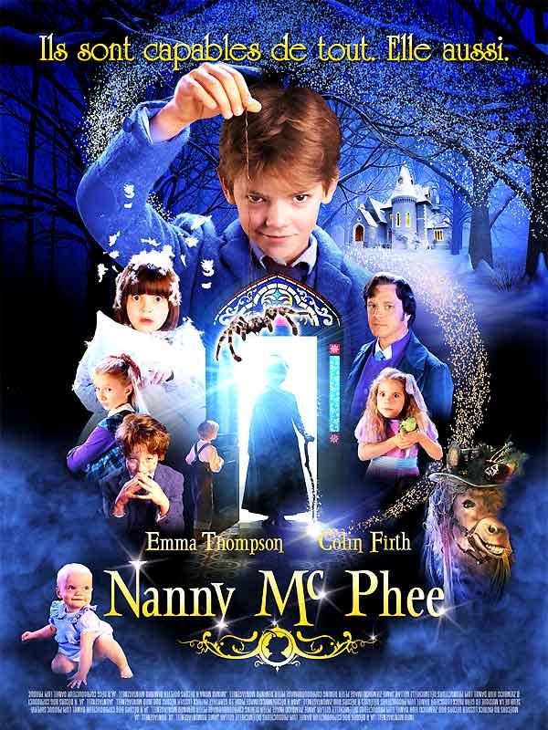 affiche du film Nanny McPhee