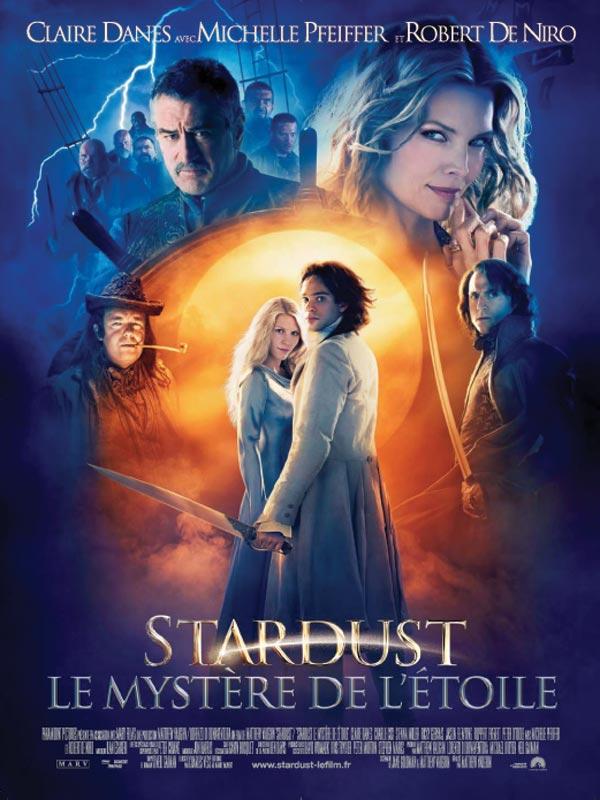 affiche du film Stardust, le mystère de l'étoile