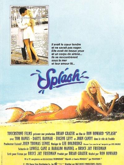affiche du film Splash