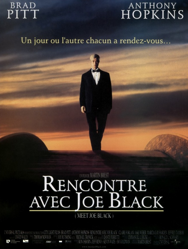 Rencontre avec joe black film complet streaming